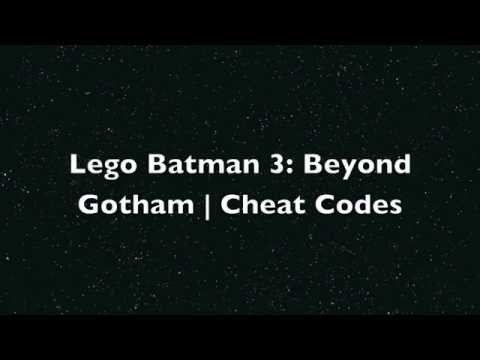 <b>Lego Batman 3</b>: Beyond Gotham | <b>Cheat Codes</b> - YouTube