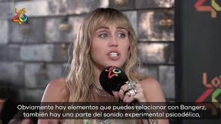 Miley Cyrus talks about She Is Here, She Is Everything and She Is MC