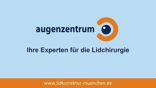 Lidstraffung bei Schlupflid - lidkorrektur-muenchen.de