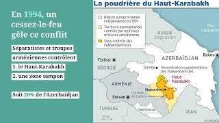 La guerre du Haut-Karabakh en 3 questions