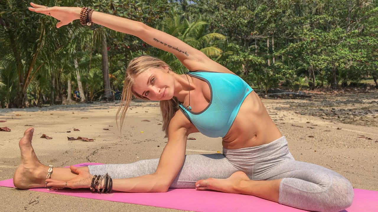 Easy Yoga For Beginners