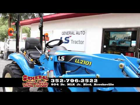 General Auto Parts featuring LS Tractors - Brooksville, Florida