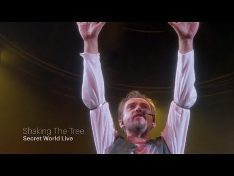 Peter Gabriel - Shaking The Tree (Secret World Live HD)