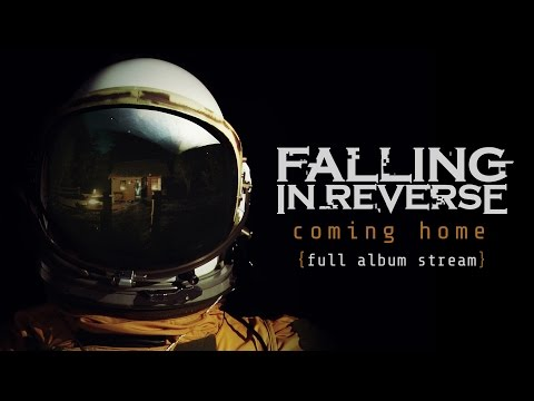 "Falling In Reverse - ""I Don't Mind"" (Full Album Stream)"