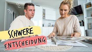ENTSCHEIDUNGEN RUND UMS NEUE HAUS 🤭 | 18.10.2019 | DailyMandT ♡