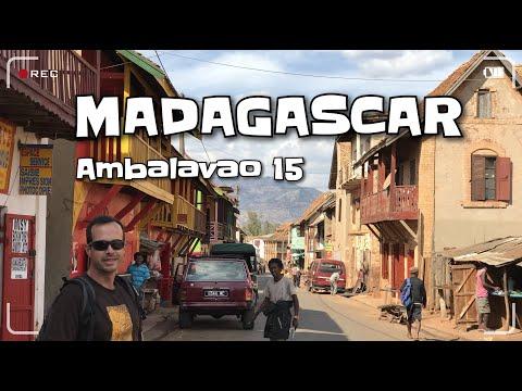 MADAGASCAR |  Ranohira a  Ambalavao | [ 4K ] 15
