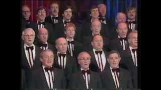 "Treorchy Male Choir singing ""Steal Away"""