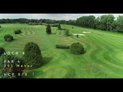 Golfclub München Riem Loch 8 Hole By Hole Youtube