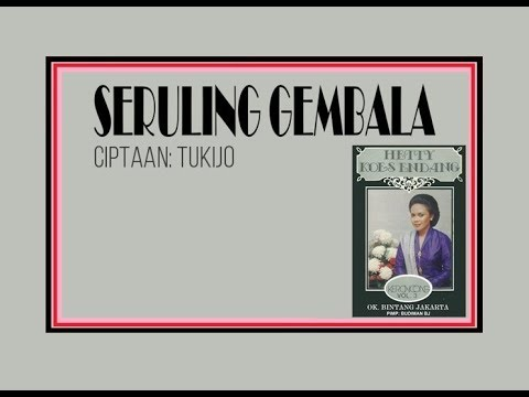 Free Download Seruling Gembala - Hetty Koes Endang (album Lagu Kroncong Vol 3) Mp3 dan Mp4