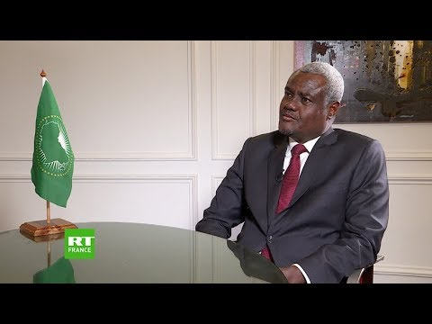 LA GRANDE INTERVIEW : MOUSSA FAKI