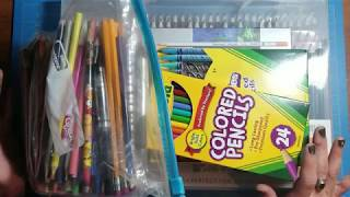 My Favorite Budget Art Supplies for Adult Coloring