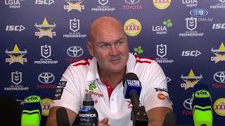 NRL Press Conference: Paul McGregor - Round 1 | NRL on Nine