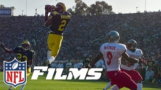 Charles Woodson Becomes Only Defensive Player to Win the Heisman | NFL Films | A Football Life