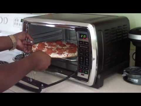 Oster Xl Digital Countertop Oven W French Doors On Qvc