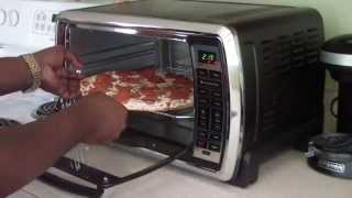 Unboxing of Oster TSSTTVMNDG Digital Large Capacity Toaster Convection Oven Review