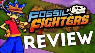 Fossil Fighters - The Better Pokemon