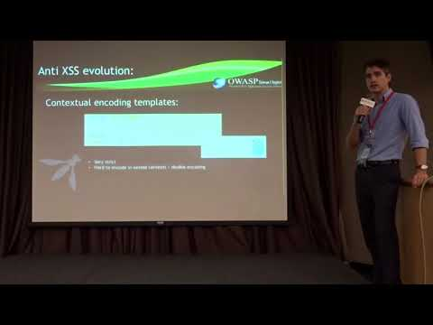 JavaScript security and tools evolution at 2017 OWASP Taiwan Week