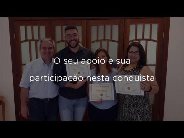A Sociedade Brasileira de Mentoria agradece aos seus Mentores e Mentorados por um ano de realizações