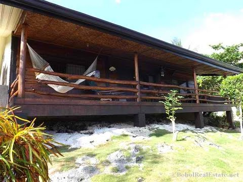 Beach house For Sale Dauis Panglao Bohol Philippines
