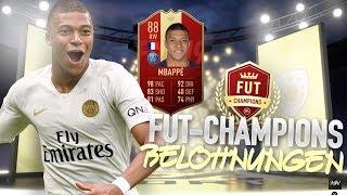 FIFA 19 OMG Packluck ( WALKOUT) ! ! !  FUT CHAMPIONS BELOHNUNG + RIVALS RTG #9