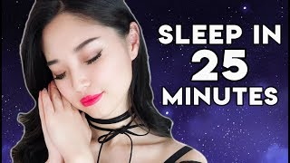[ASMR] Fall Asleep in 25 Minutes! (Binaural Sleep Triggers)