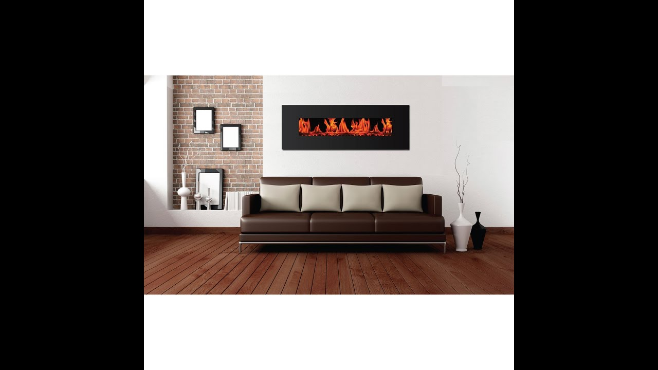 http://cozybythefire.com/warm-house-valencia-wall-mount-electric-fireplace-review/ The Frigidaire Warm House VWWF-10306 Valencia Widescreen Wall Mounted Elec...