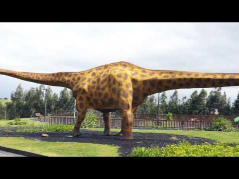El Museo del Jurásico de Asturias para grupos escolares