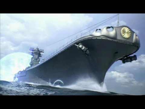 Phantasy Star Online 2 New CGI Opening Featuring Battleship Yamato (PS4, PC, PS Vita)