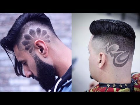 Men's Hairstyles Designs 2017-2018 | New Haircut Designs For Men 2017-2018 | Men's Trendy Hairstyles