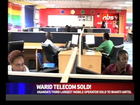 Airtel Buys Off Warid Telecom