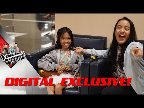 PARANORMAL EXPERIENCE DI PANGGUNG TVKI   SECRET STORY #5   The Voice Kids Indonesia S2 GTV 2017