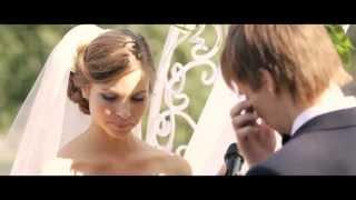 Самая трогательная выездная церемония Анны и Виталия (Свадебный клип)