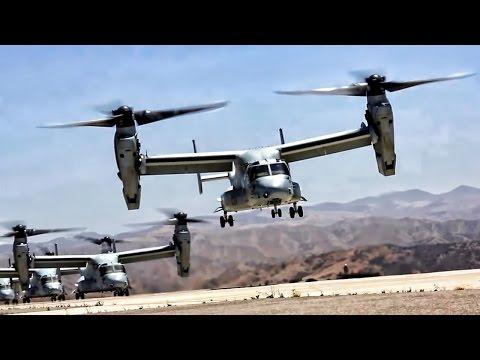Battalion Air Assault • USMC Mass Troop Movement