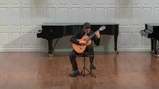Darkness - Randall Krieger | performed by Roberto Granados