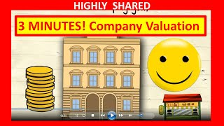 видео how to value a business