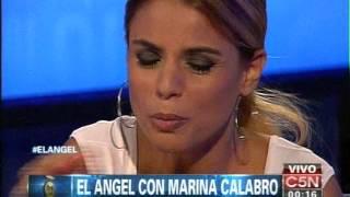 C5N - EL ANGEL DE LA MEDIANOCHE CON MARINA CALABRO (PARTE 1)
