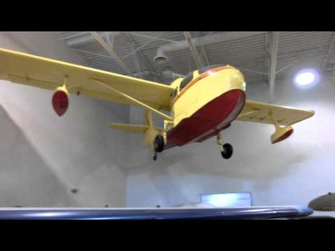 Seabee airplane Designed by Spencer Larsen Aircraft Corp. Licensed to Republic Aviation