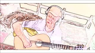Mr. Bojangles Performed As Guitar Solo (Sketch Version)