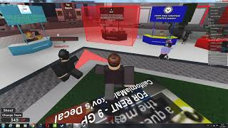 Roblox Group Recruiting Plaza / Trolling / Did I found nice recruiters?