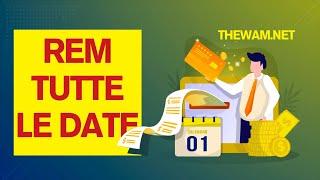 📌 reddito di emergenza a dicembre 2020 e gennaio 2020. finalmente c'è il calendario con le date pagamento#redditodiemergenza #rem #thewam▶️ e...