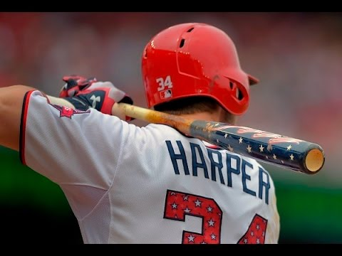 Bryce Harper Ultimate 2015 Highlights