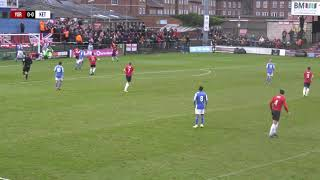 York City 1-0 Kettering Town   Matchday Highlights