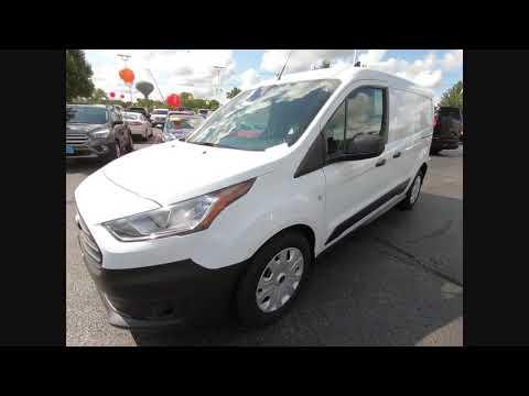 2020 Ford Transit Connect Van Gurnee IL 200021
