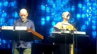 Dead Can Dance ~ Dreams Made Flesh live at Barcelona 22 October 2012