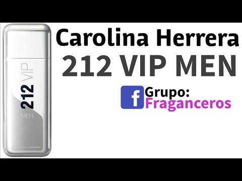 212 VIP MEN de Carolina Herrera