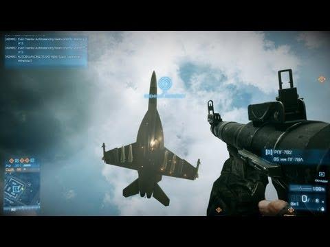 Приключения Русского Мясника в Battlefield 3 (ч.2)
