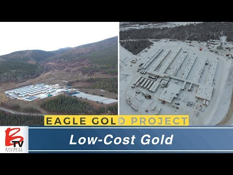 Small Cap Opportunity: Victoria Gold | The Eagle Project, Yukon's Low-Cost Gold Project