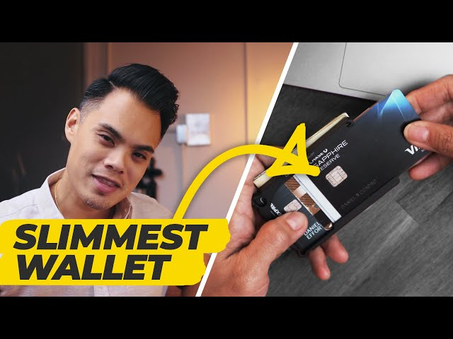 Best Minimal Wallet? Decadent Minimalist DM-1 review + 1st impressions • Effortless Gent