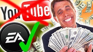 IF EA OWNED YOUTUBE...