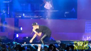 "Justin Bieber & Ariana Grande - ""As Long as You Love Me"" Live (4/8/15)"